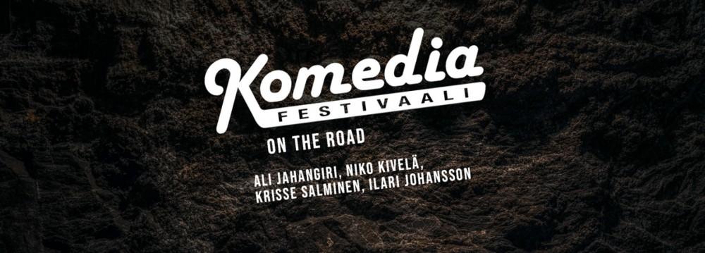Komediafestivaali On The Road