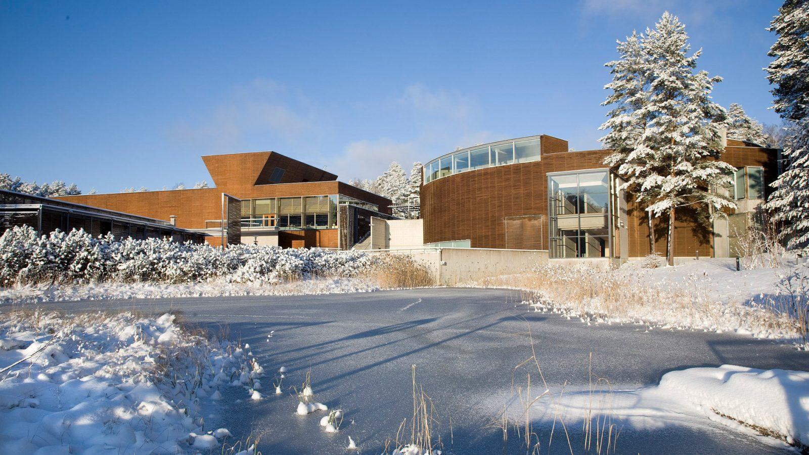 Lusto – Музей Леса Финляндии