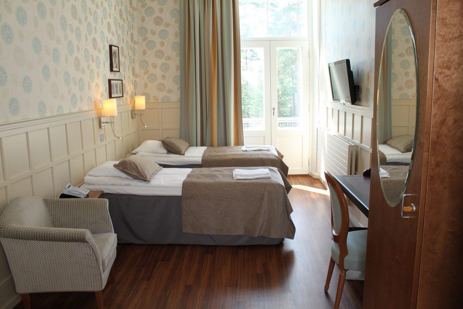 Hotel weekend in Punkaharju from 52 €/person/night