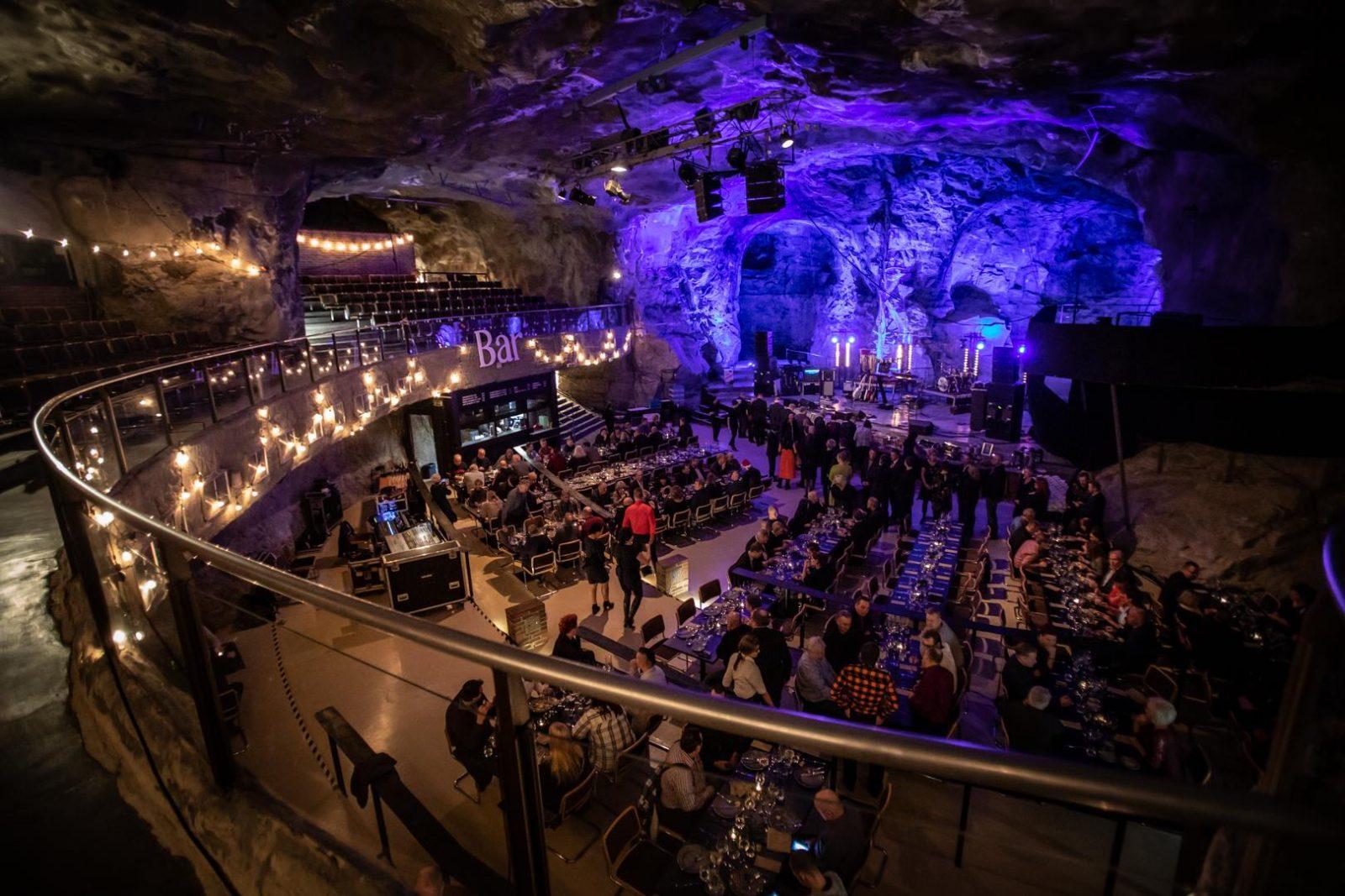 Luola Events – seminaarit luolastossa