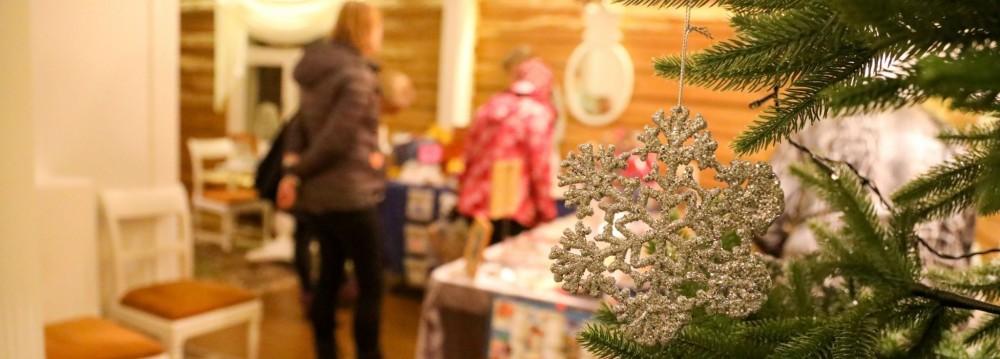Inkeritalon Joulukauppa