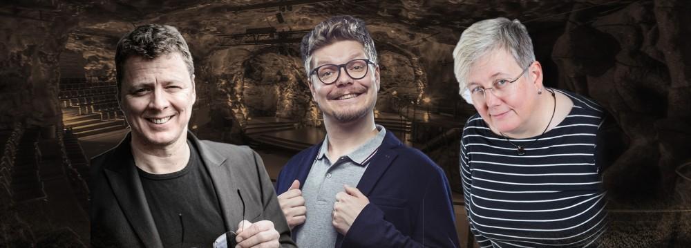 Stand Up: Saariluoma, Vilja, Vasama