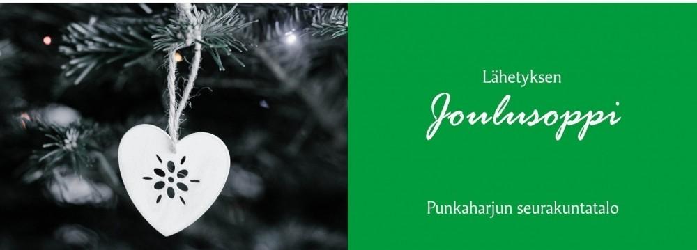 Joulusoppi Punkaharjulla