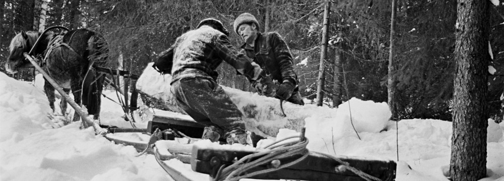 A man's job – Finland at a turning point in 1970